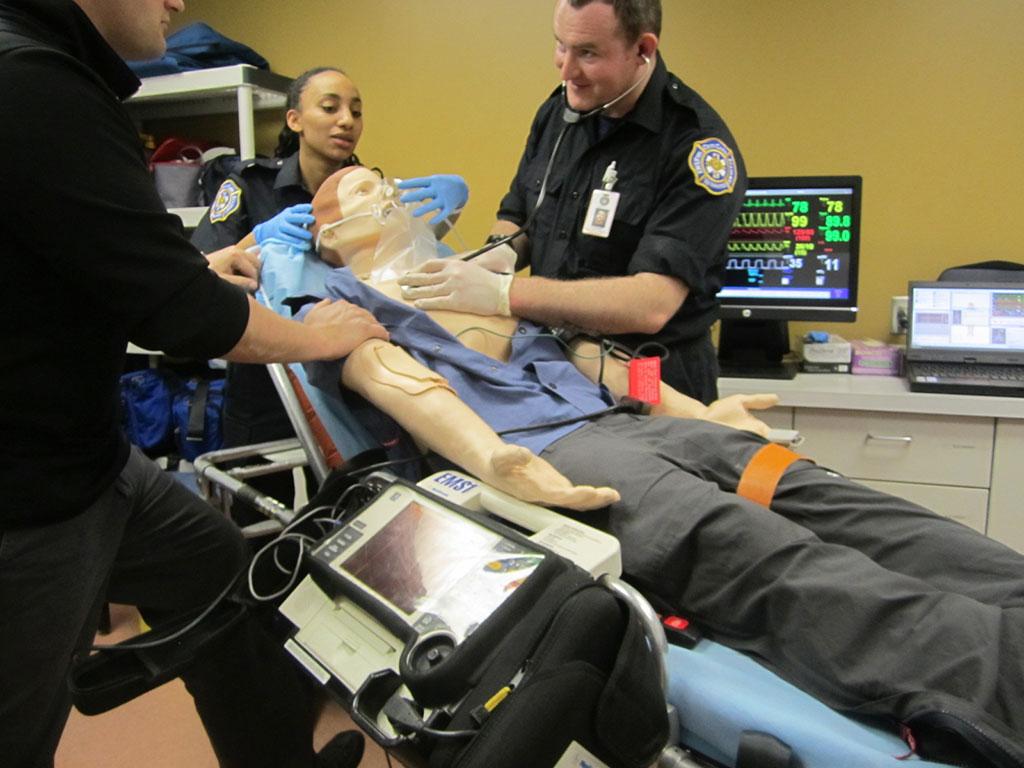 Paramedic Academy | Criti Care EMS