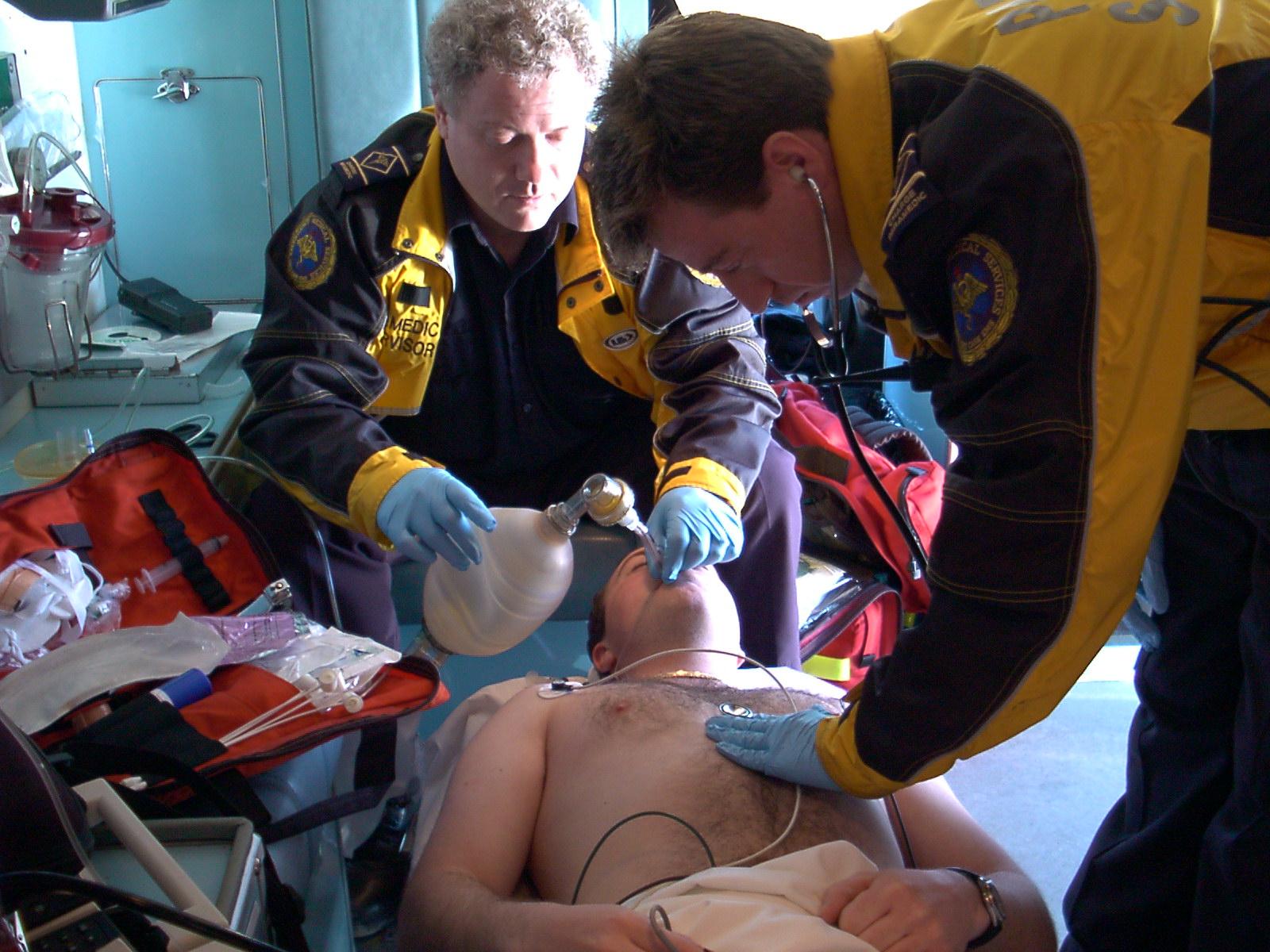 Paramedic Academy Criti Care Ems
